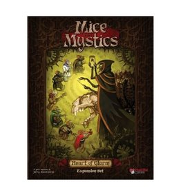 Z-Man Games Mice and Mystics: Heart of Glorm