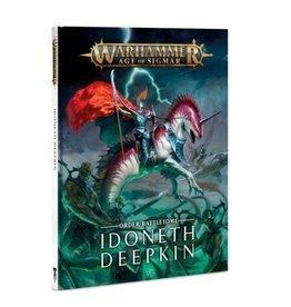 Games Workshop Battletome: Idoneth Deepkin