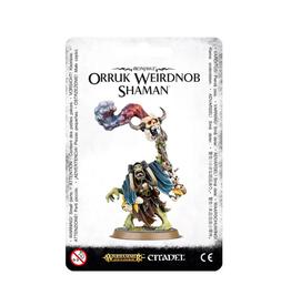 Games Workshop Ironjawz Orruk Weirdnob Shaman