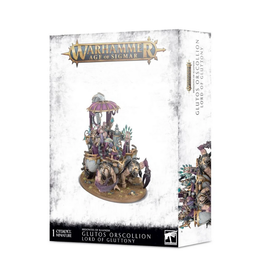 Games Workshop Hedonites of Slaanesh Glutos Orscolion Lord of Gluttony