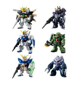 FW Gundam Converge 17 Mobile Suit (Asst.)