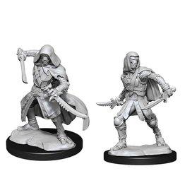WizKids Warforged Rogue