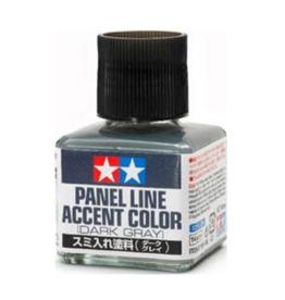 Panel Line Accent Color - Dark Gray (40ml)