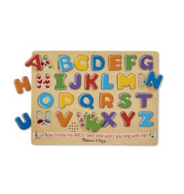 Melissa & Doug See & Hear Sound Puzzle (Alphabet)