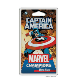Marvel Champions LCG (Captain America Hero Pack)