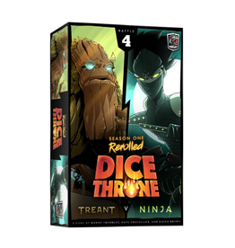 Dice Throne Season 1, Box 4 (Ninja vs Treant)