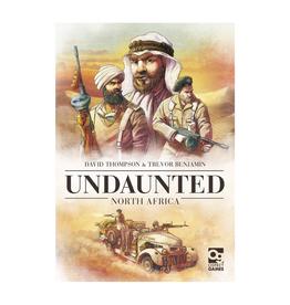 Osprey Games Undaunted (North Africa)