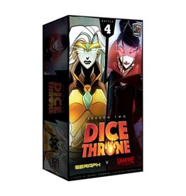 Dice Throne Season 2, Box 4 (Seraph V. Vampire Lord)