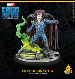 Atomic Mass Games Marvel Crisis Protocol (Mister Sinister)