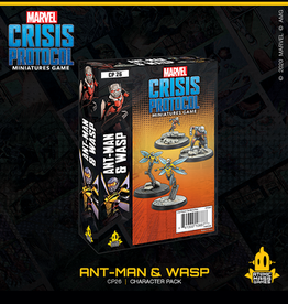 Atomic Mass Games Marvel Crisis Protocol (Ant-Man and Wasp)
