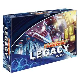 Pandemic Legacy Season1 (Blue)