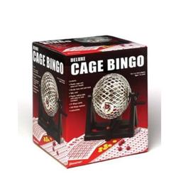 Deluxe Cage Bingo