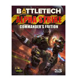 Battletech: Alpha Strike - Commander's Edition