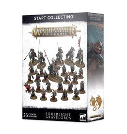 Games Workshop Start Collecting: Soulblight Gravelords