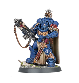 Games Workshop Space Marines Captain w/ Master-Crafted Bolter Rifle
