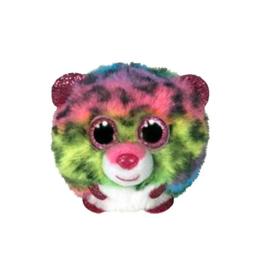 Ty Puffies (Dottie, Rainbow Leopard)