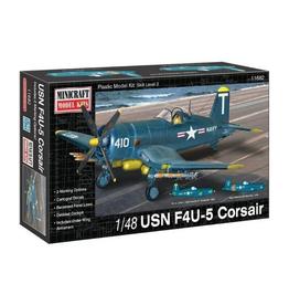 Minicraft F4U-5N USN