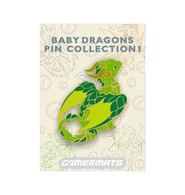 Baby Dragon Pin (Green)