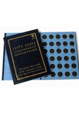 Statehood Quarters - Deluxe Folder (1999-2009)