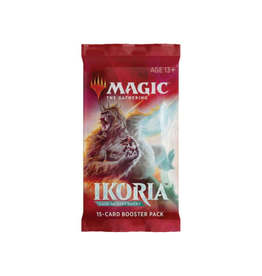 Wizards of the Coast Booster Pack (Ikoria - Lair of Behemoths)