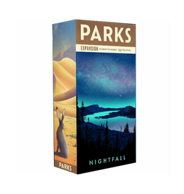 Keymaster Games Parks (Nightfall Expansion)