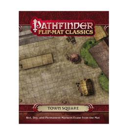 Pathfinder Flip-Mat: Town Square