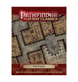 Pathfinder Flip-Mat: Pub Crawl