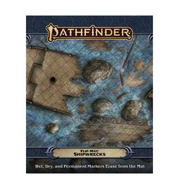 Pathfinder Flip-Mat: Shipwrecks
