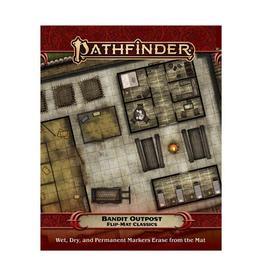 Pathfinder Flip-Mat: Bandit's Outpost