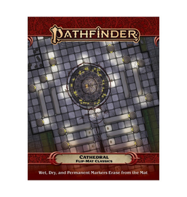 Pathfinder Flip-Mat: Cathedral