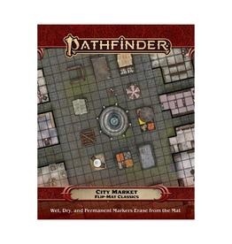 Pathfinder Flip-Mat: City Market