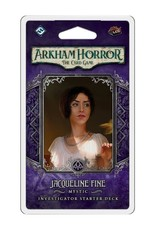Arkham Horror LCG (Jacqueline Fine Investigator Starter Deck)