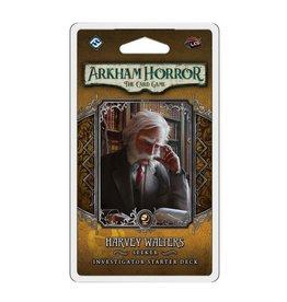 Arkham Horror LCG (Harvey Walters Investigator Starter Deck)