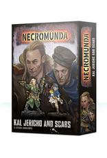 Games Workshop Necromunda (Kal Jericho and Scabs)