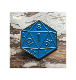 RPG Pins RPG Pin (Fumble)