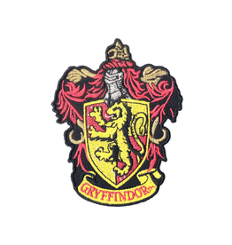 Ata-Boy Harry Potter Iron on Patch  (Gryffindor)