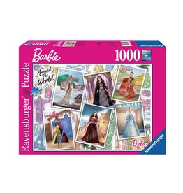Ravensburger Barbie : Around the World