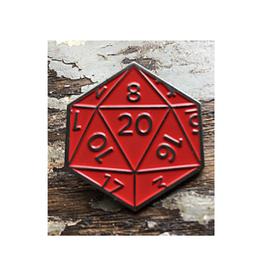 RPG Pins RPG Pin (Natural 20)