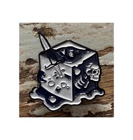 RPG Pins RPG Pin (Black Ooze)