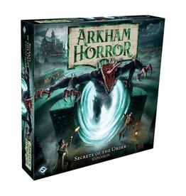 Arkham Horror (Secrets of the Order Expansion)