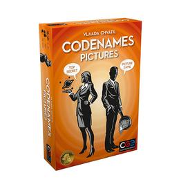 Codenames (Pictures)