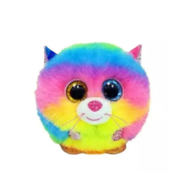 Gizmo (Rainbow Cat Ty Puffies)