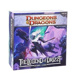 Wizards of the Coast D&D Adventure System Board Game (The Legend of Drizzt)