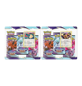 3-Booster Blister Pack (Chilling Reign)