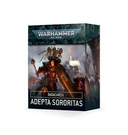 Games Workshop Datacards (Adepta Sororitas)
