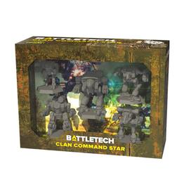 Battletech: Clan Command Star Force Pack