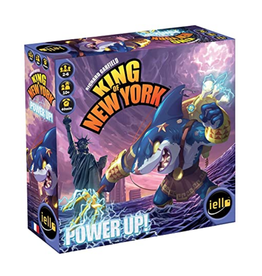 King of New York (Power up! Expansion)