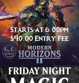 Wizards of the Coast Friday Night Magic - Modern Horizons 2