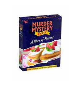 Murder Mystery Party (A Slice of Murder)