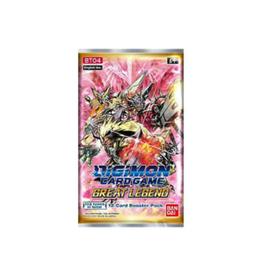 Bandai Japan Booster Pack (Digimon - Great Legends)